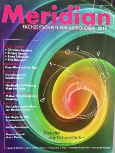 Titelbild Fachzeitschrift Meridian, farbig