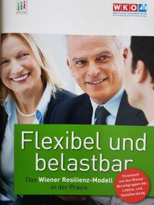 Titelbild Broschüre WKO Das Wiener Residenz-Modell