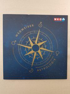Titelbild Broschüre WKO Wegweiser Astrologie