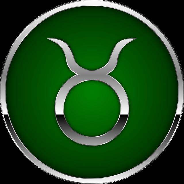 Astrologisches Zeichen für Stier